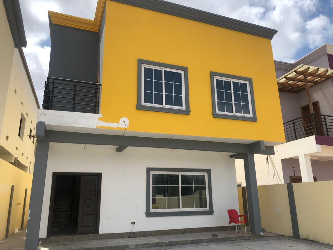 New 4bedroom house for sale at East legon