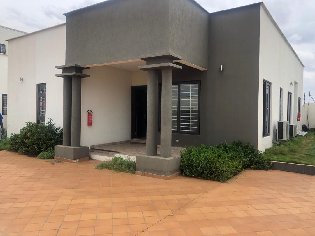 Modern house for sale within a gated community