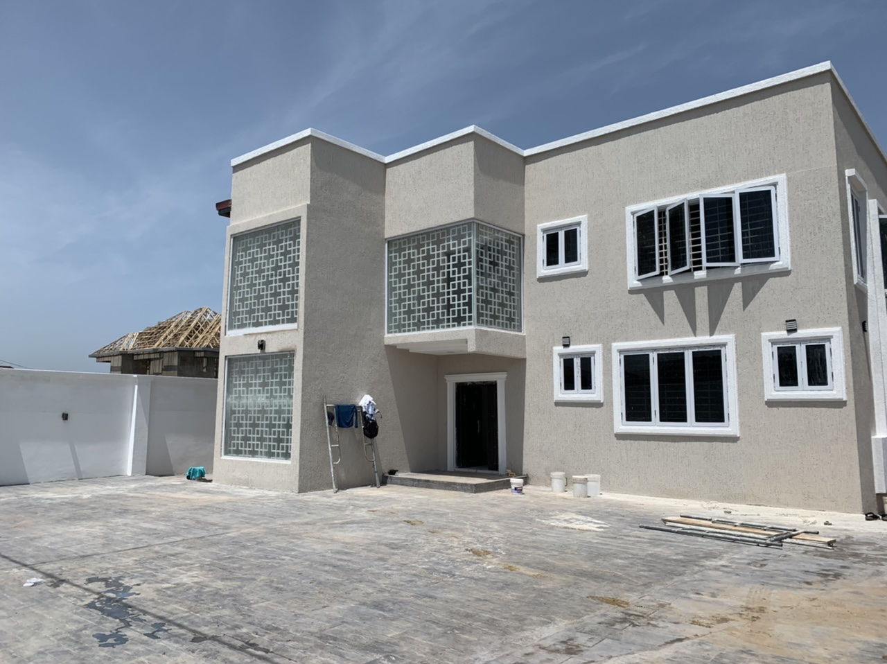 Ultra modern house for sale at East legon hills