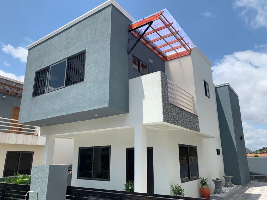 Newly built 3 bedroom house for rent at Haatso